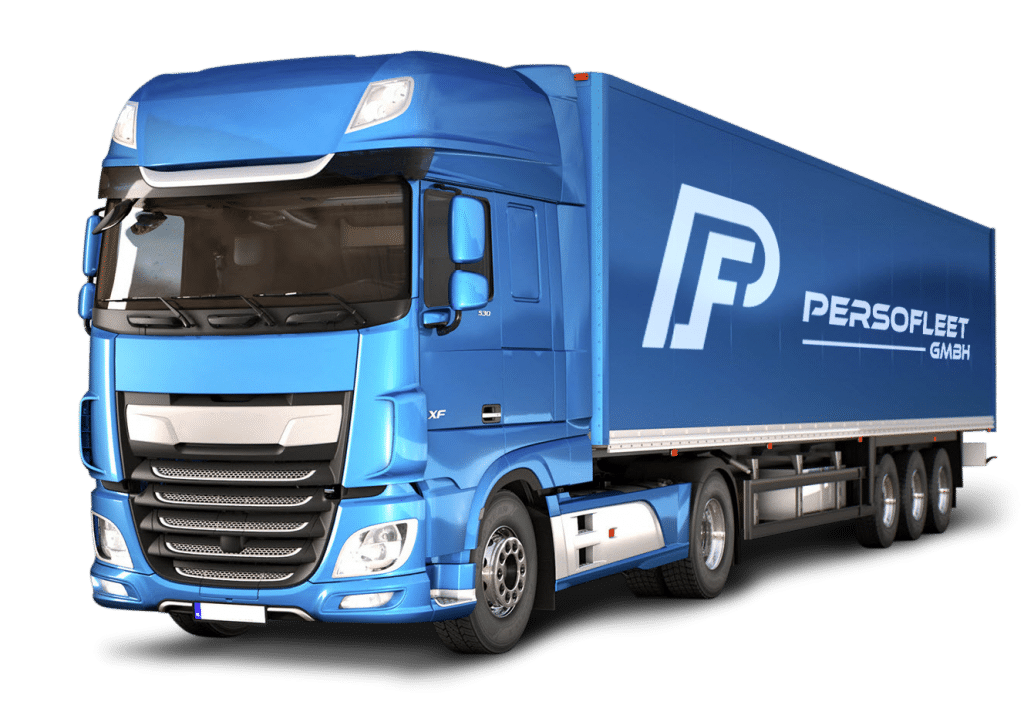 Truck LKW Flotte
